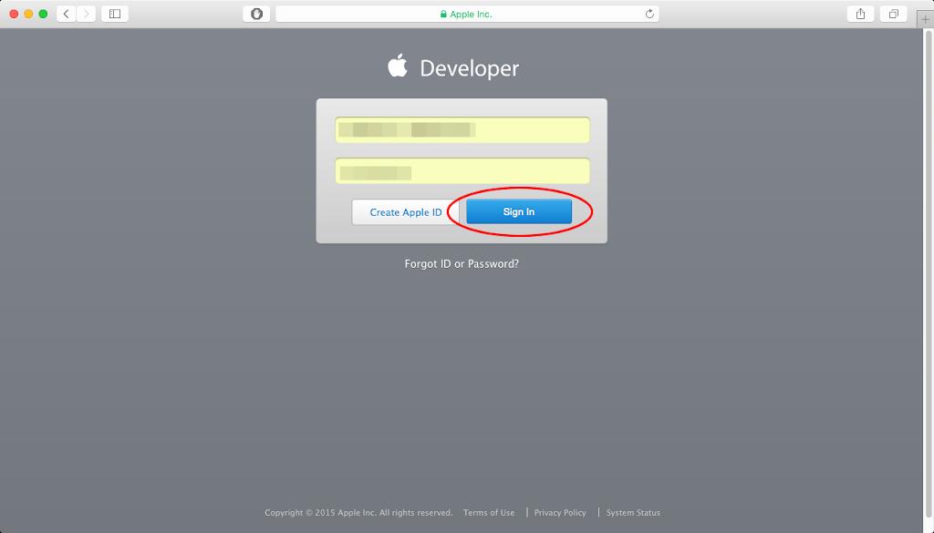 Renew membership - Browser Page 1