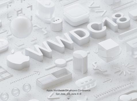 WWDC 18 –  Keynote 內容簡略分享