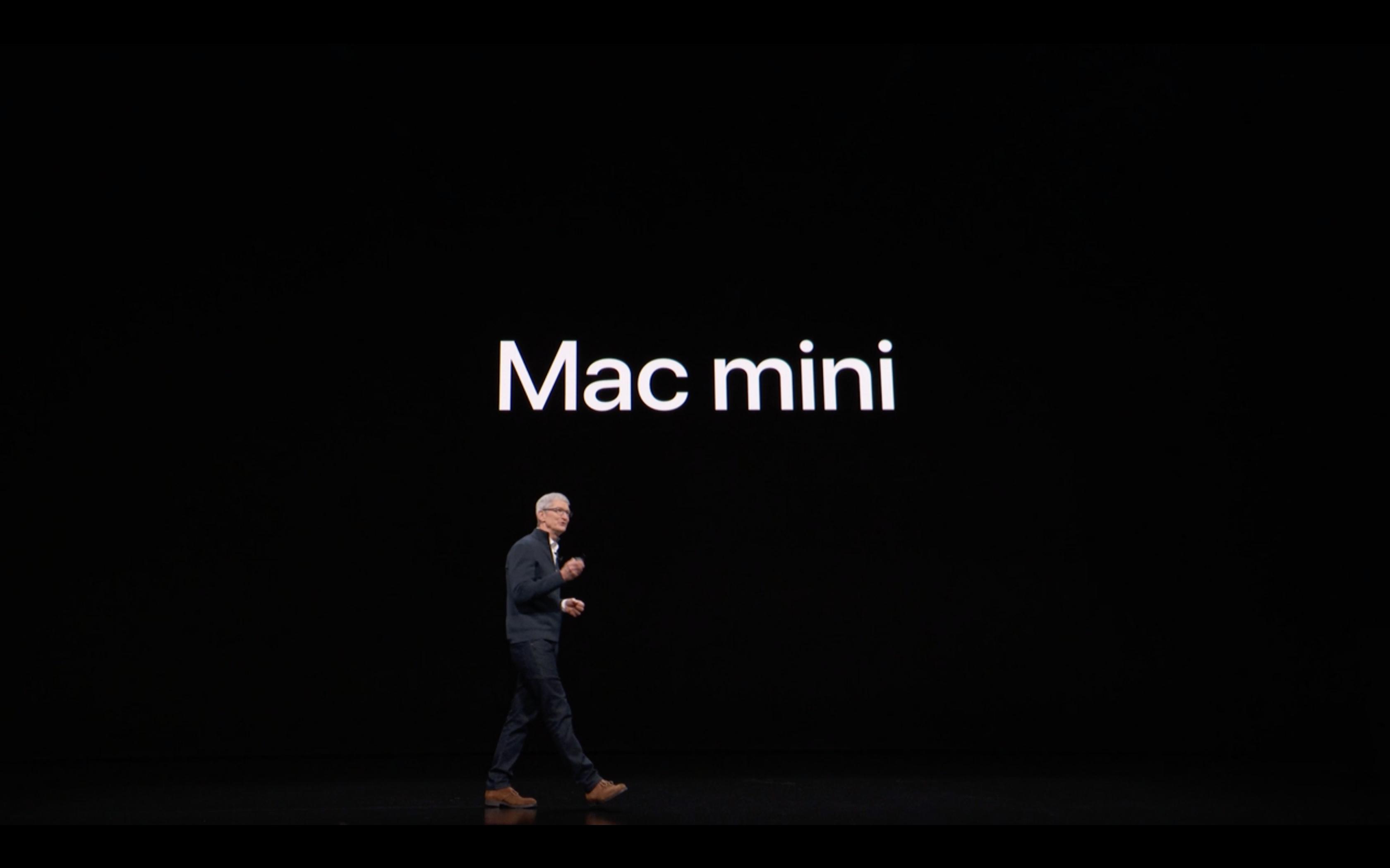 Apple Special Event - Mac Mini