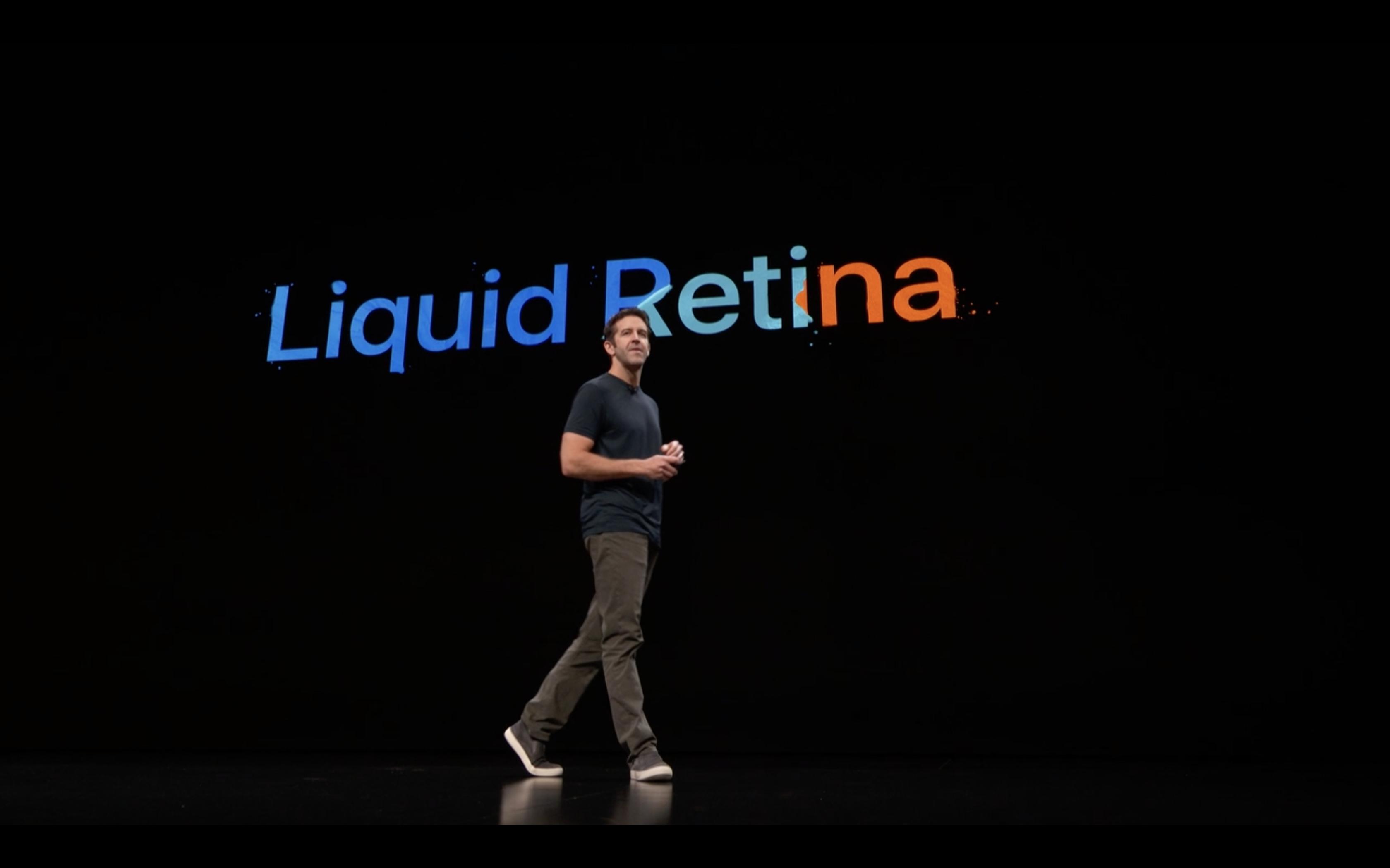 Apple Special Event - iPad - Liquid Retina