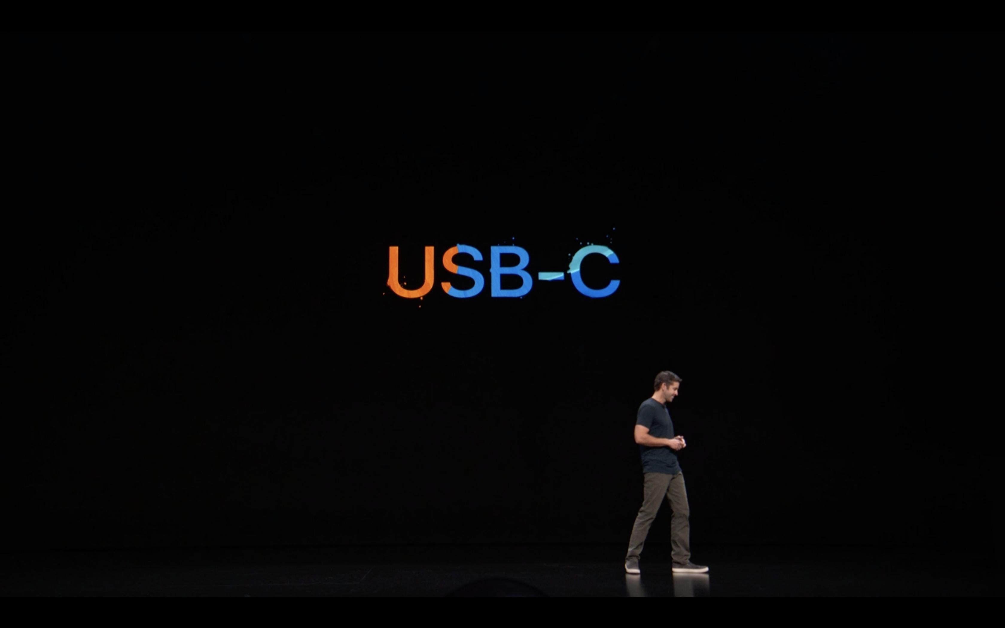 Apple Special Event - iPad - USB-C