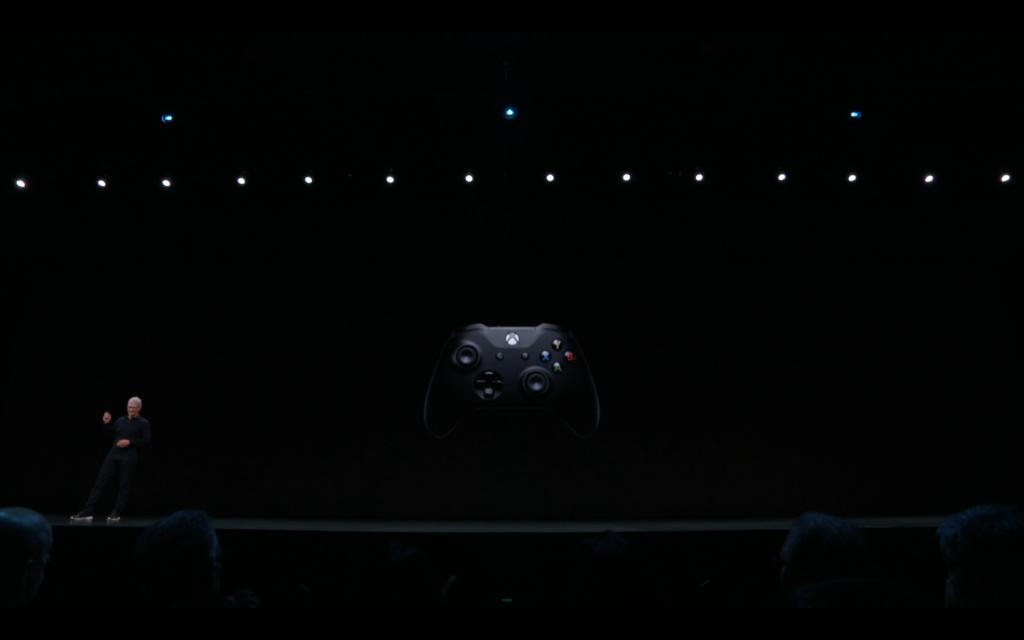 WWDC19 - tvOS - Apple Arcade - Xbox