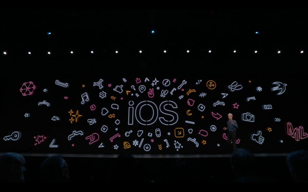 WWDC19 - iOS