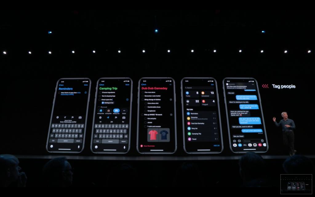 WWDC19 - iOS - Reminders