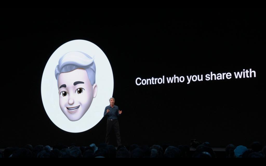 WWDC19 - iOS - Memoji