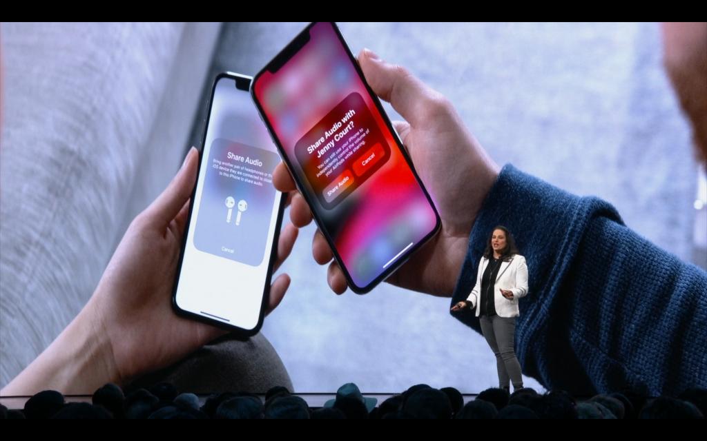 WWDC19 - iOS - AirPods